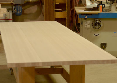 Butcher Block Top FullView